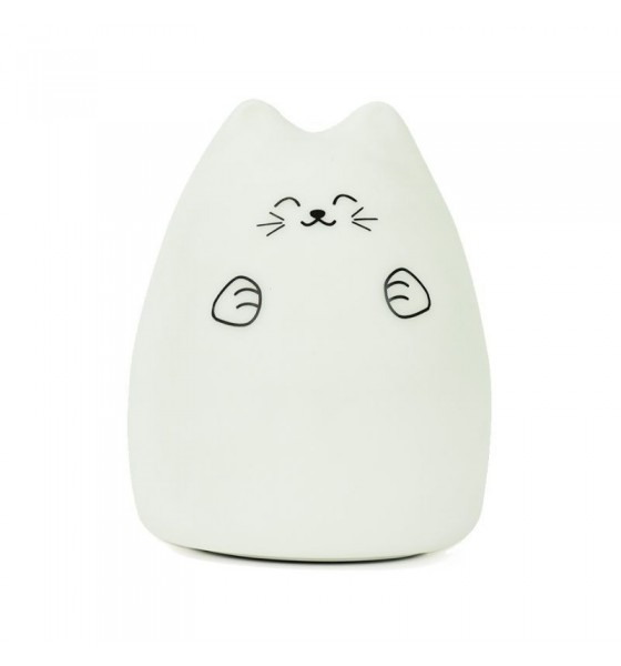 Rabbit Friends lampka Kot Szczęściarz