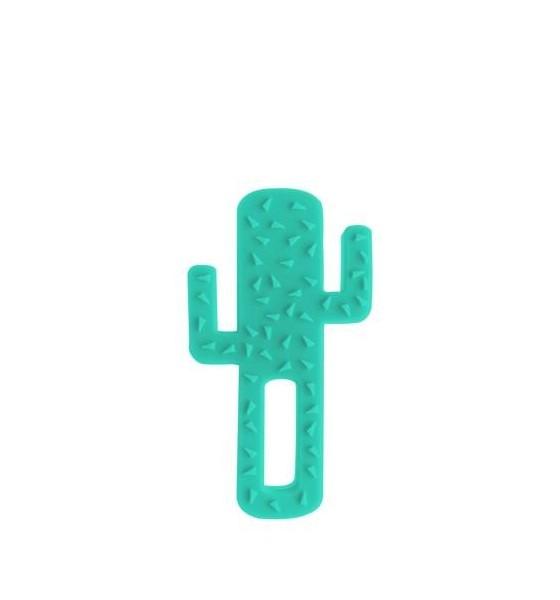 MINIKOIOI gryzak silikonowy Kaktus zielony