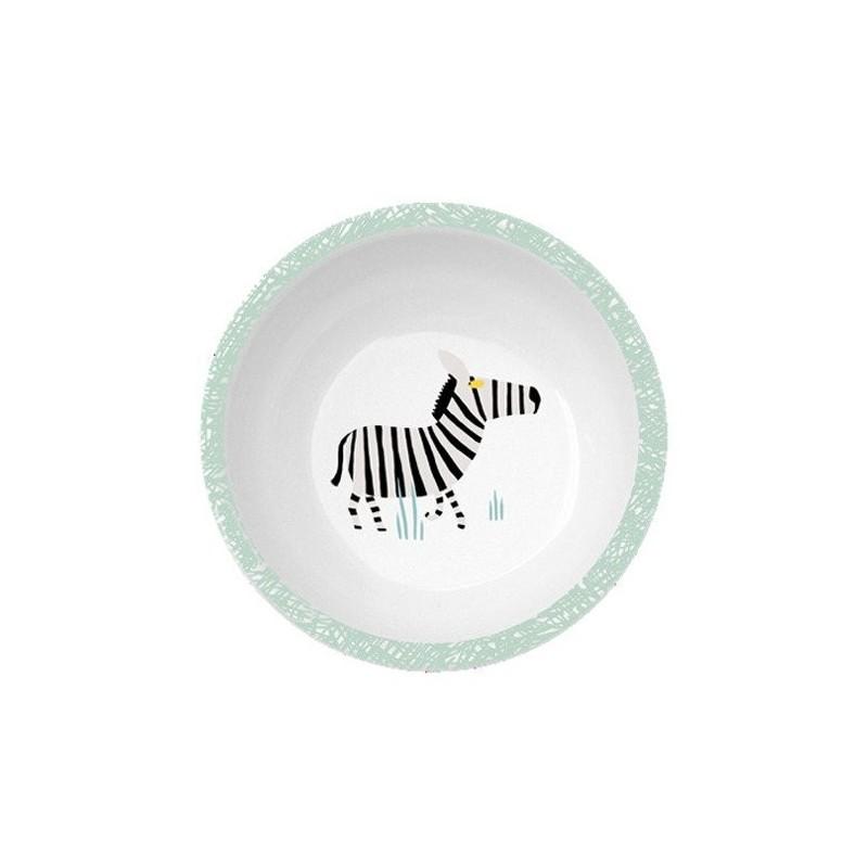 Maison Petit Jour miseczka dla dzieci z melaminy 250 ml Sawanna