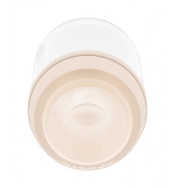 Suavinex butelka o regulowanym przepływie Zero Zero 180 ml