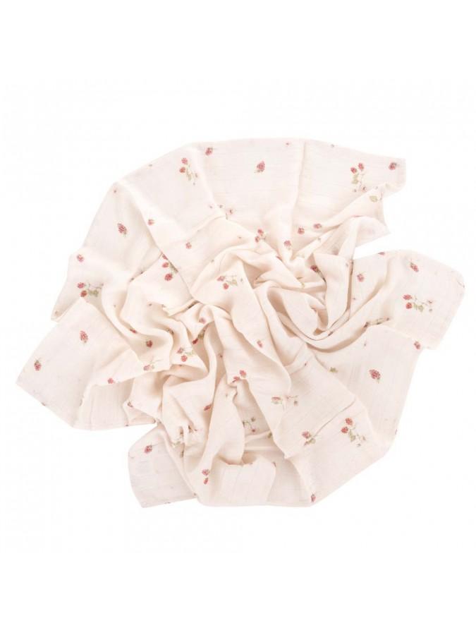 Samiboo zestaw pieluszek S Maliny premium