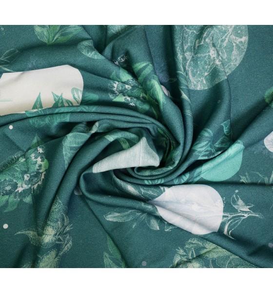 Lullalove otulacz bambusowy 100x100 cm Moon Garden
