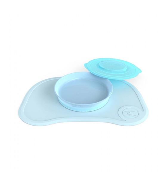 Twistshake mata Mini Click Mat niebieska