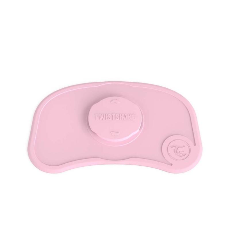 Twistshake mata Mini Click Mat różowa