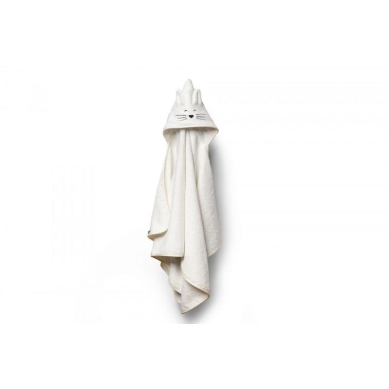My Memi bambusowy duży ręcznik cream